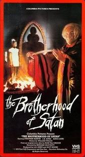 A Irmandade de Satanás - Poster / Capa / Cartaz - Oficial 2