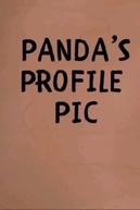 We Bare Bears: Panda's Profile Pic (We Bare Bears: Panda's Profile Pic)