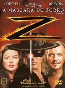 A Máscara do Zorro - Poster / Capa / Cartaz - Oficial 3