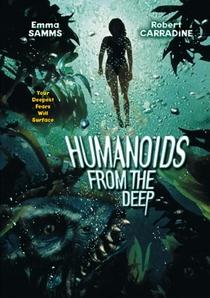 Humanóides - Expêriencia Mortal - Poster / Capa / Cartaz - Oficial 2
