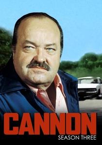 Cannon (3ª Temporada) - Poster / Capa / Cartaz - Oficial 1