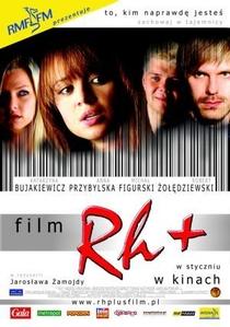 Rh+ - Poster / Capa / Cartaz - Oficial 1