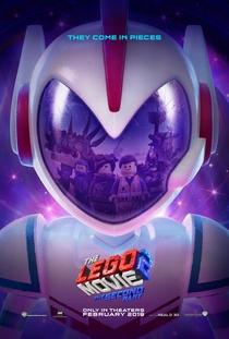 Uma Aventura LEGO 2 - Poster / Capa / Cartaz - Oficial 2