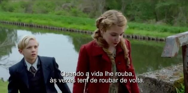 Pitada de Cinema Cult: A Menina Que Roubava Livros (The Book Thief)