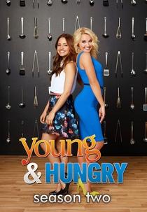 Young & Hungry (3ª Temporada) - Poster / Capa / Cartaz - Oficial 2