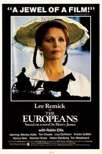 Os Europeus - Poster / Capa / Cartaz - Oficial 2