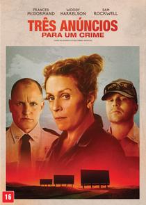 Três Anúncios Para um Crime - Poster / Capa / Cartaz - Oficial 8