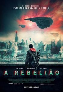A Rebelião - Poster / Capa / Cartaz - Oficial 4