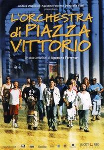 A orquestra da piazza vittorio - Poster / Capa / Cartaz - Oficial 1