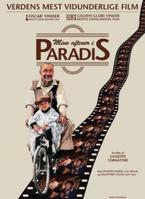 Cinema Paradiso - Poster / Capa / Cartaz - Oficial 3