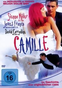 Camille - Um Amor de Outro Mundo - Poster / Capa / Cartaz - Oficial 4