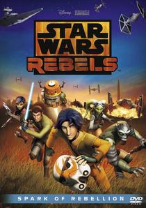 Star Wars Rebels (1ª Temporada) - Poster / Capa / Cartaz - Oficial 4