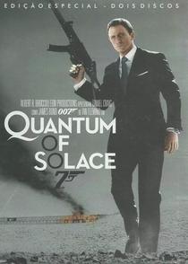 007 - Quantum of Solace - Poster / Capa / Cartaz - Oficial 14