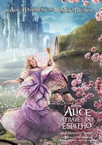 Alice Através do Espelho - Poster / Capa / Cartaz - Oficial 13