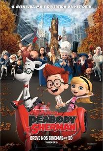 As Aventuras de Peabody e Sherman - Poster / Capa / Cartaz - Oficial 7