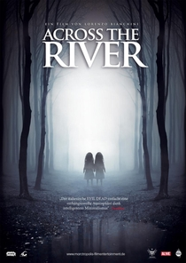 Across The River  - Poster / Capa / Cartaz - Oficial 1