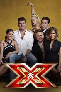 The X Factor UK (12ª Temporada) - Poster / Capa / Cartaz - Oficial 1