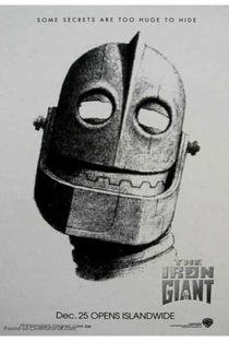 O Gigante de Ferro - Poster / Capa / Cartaz - Oficial 16