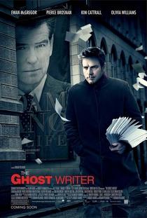 O Escritor Fantasma - Poster / Capa / Cartaz - Oficial 1