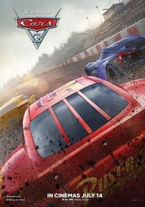 Carros 3 - Poster / Capa / Cartaz - Oficial 6