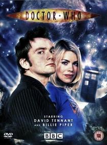 Doctor Who (2ª Temporada) - Poster / Capa / Cartaz - Oficial 1