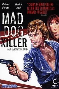 The Mad Dog Killer - Poster / Capa / Cartaz - Oficial 3