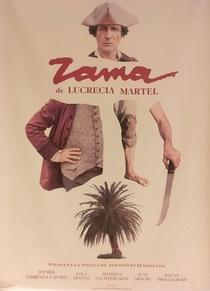 Zama - Poster / Capa / Cartaz - Oficial 2