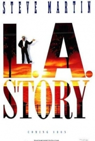 L.A. Story - Poster / Capa / Cartaz - Oficial 1