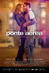 Ponte Aérea - Poster / Capa / Cartaz - Oficial 1