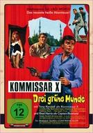 O Comissário X no Vale das Mil Montanhas (Kommissar X - Drei grüne Hunde)