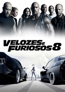 Velozes e Furiosos 8 - Poster / Capa / Cartaz - Oficial 8