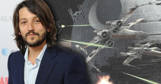 Ator Diego Luna estará em Star Wars: Rogue One