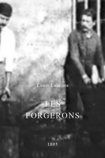 Les forgerons - Poster / Capa / Cartaz - Oficial 1
