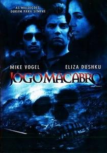 Jogo Macabro - Poster / Capa / Cartaz - Oficial 2