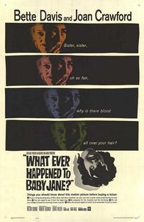 O Que Terá Acontecido a Baby Jane? - Poster / Capa / Cartaz - Oficial 4