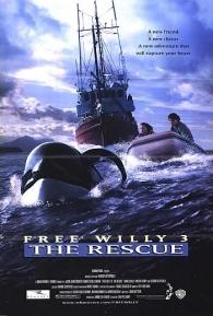 Free Willy 3: O Resgate - Poster / Capa / Cartaz - Oficial 1