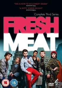 Fresh Meat (3ª Temporada) - Poster / Capa / Cartaz - Oficial 1