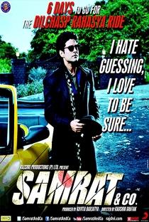 Samrat & Co. - Poster / Capa / Cartaz - Oficial 3