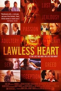 Coração Sem Lei  - Poster / Capa / Cartaz - Oficial 1