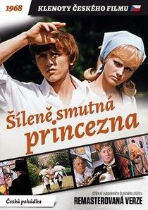 Šílene smutná princezna - Poster / Capa / Cartaz - Oficial 1