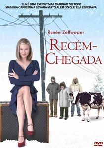 Recém-Chegada - Poster / Capa / Cartaz - Oficial 4