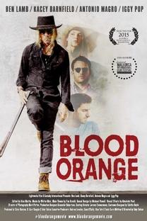 Blood Orange - Poster / Capa / Cartaz - Oficial 1