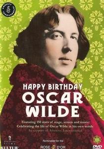 Feliz Aniversário Oscar Wilde - Poster / Capa / Cartaz - Oficial 1