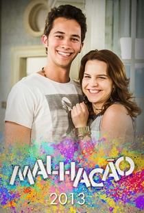 Malhação | 21ª Temporada - Poster / Capa / Cartaz - Oficial 1