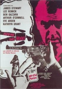 Anatomia de um Crime - Poster / Capa / Cartaz - Oficial 2
