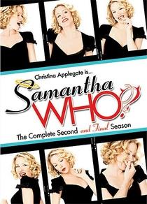 Samantha Who? (2ª Temporada) - Poster / Capa / Cartaz - Oficial 1