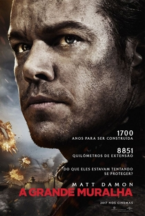 A Grande Muralha - Poster / Capa / Cartaz - Oficial 5