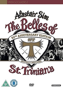 As Belas de St. Trinian - Poster / Capa / Cartaz - Oficial 2