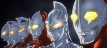 Ultraman - Jackal vs Ultraman - Poster / Capa / Cartaz - Oficial 1