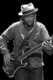 Darryl Jones (I) - Poster / Capa / Cartaz - Oficial 1